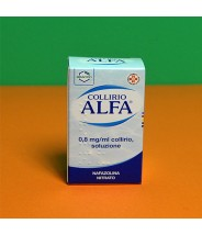 COLLIRIO ALFA FLACONE 10 ML