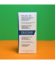 DUCRAY KELUAL DS SHAMPOO TRATTANTE ANTIFORFORA ANTIRICOMPARSA