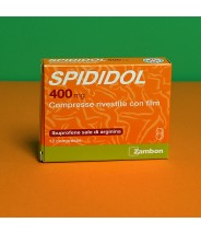 SPIDIDOL 400MG 12 COMPRESSE RIVESTITE