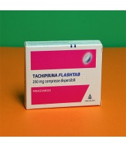 TACHIPIRINA FLASHTAB 250MG 12 COMPRESSE DISPERSIBILI
