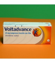 VOLTADVANCE 25 MG 20 COMPRESSE RIVESTITE